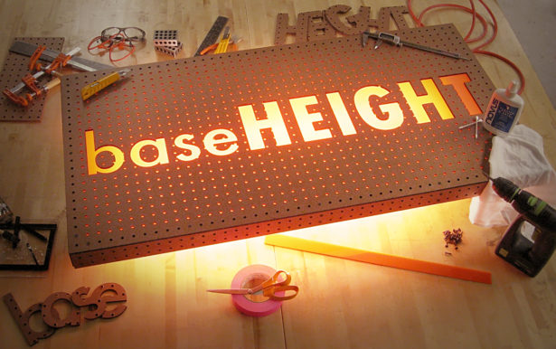 BASEHEIGHT SIGN