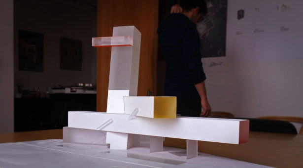 Acrylic Architectural Model