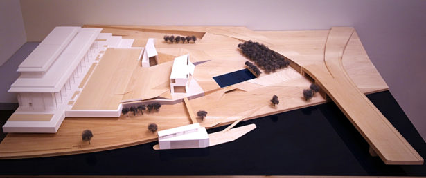 Basswood Site Model