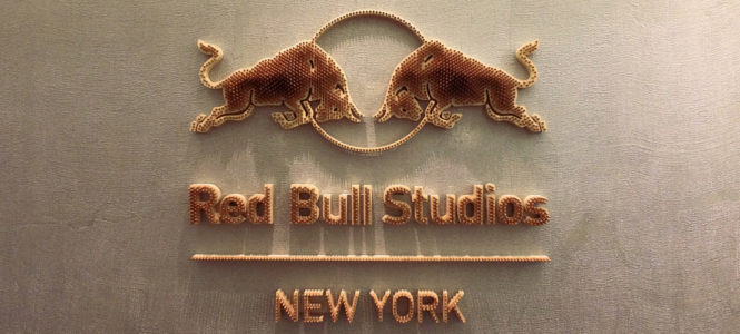 Red Bull Studios Pencil Logo