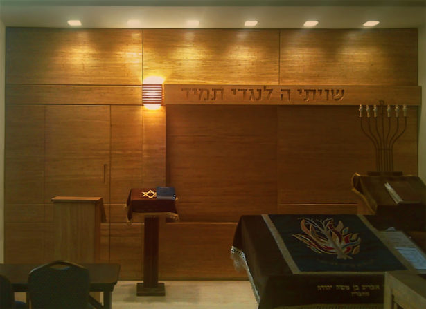 Mt. Sinai Jewish Center Project