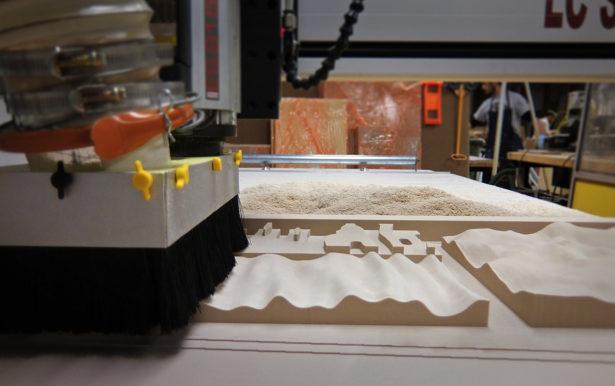 CNC Routing Foam Panels