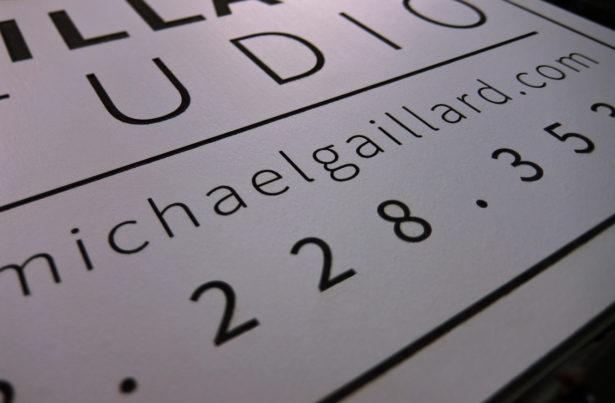 Laser Engraved Signage