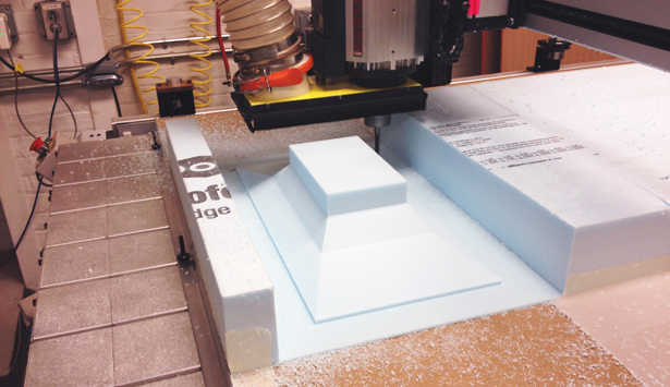 Finishing Passes with the CNC