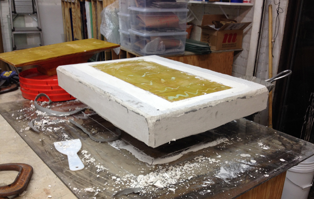 Creating the Mold