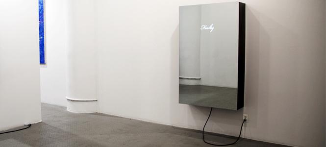 Mirrors by David Cavaliero