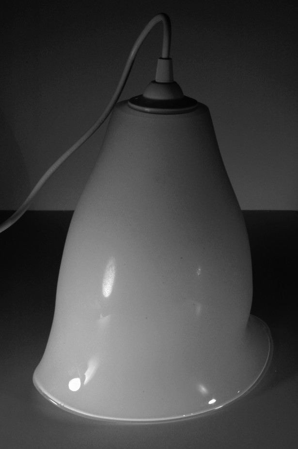 The Bell Curve Lamp